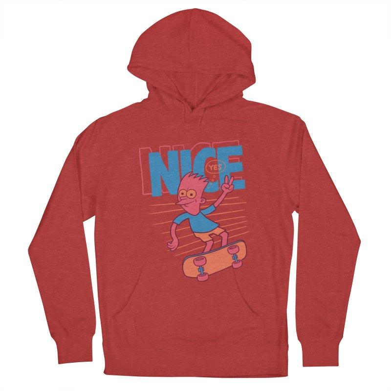 Nice Women's Pullover Hoody by jublin's Artist Shop