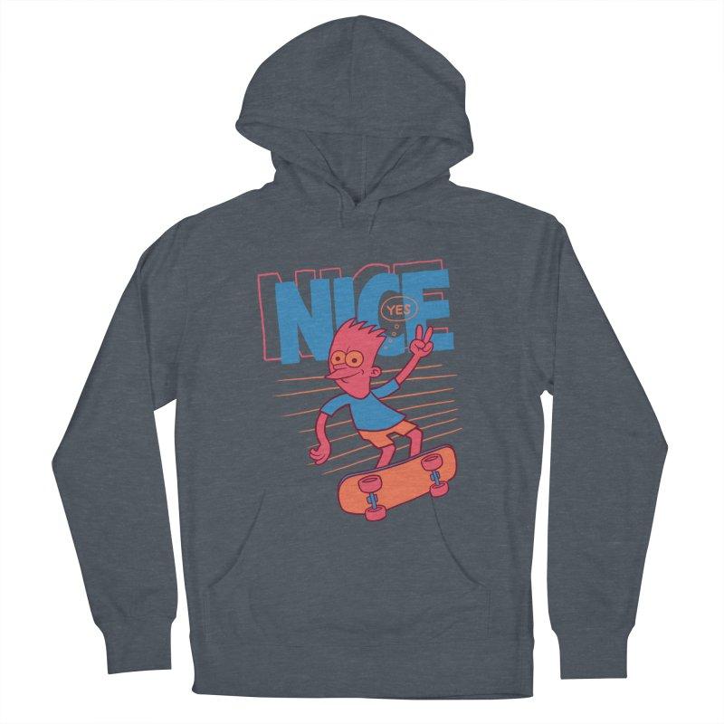 Nice Men's Pullover Hoody by jublin's Artist Shop
