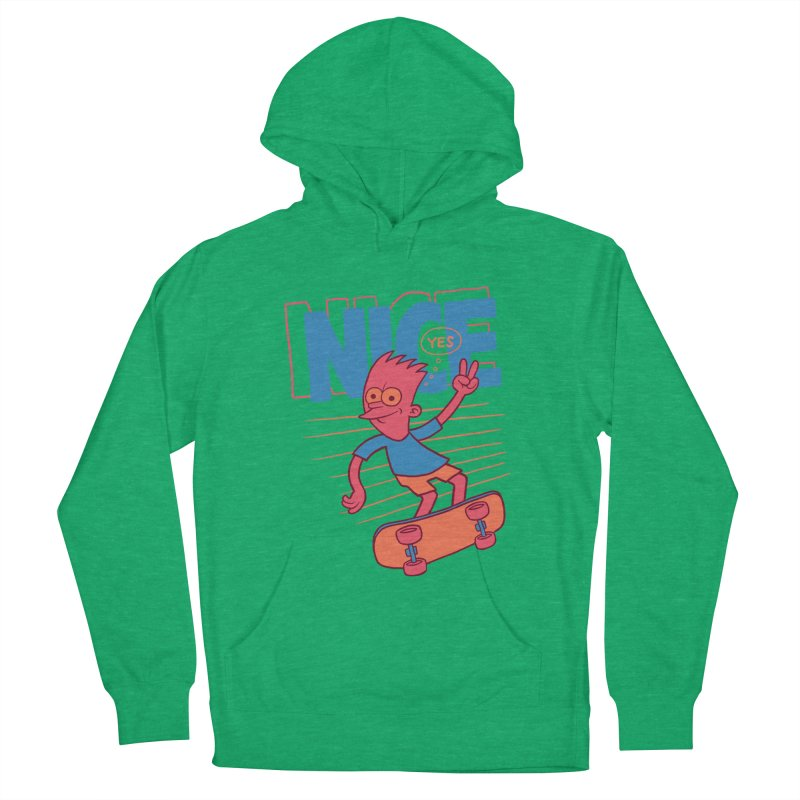 Nice Men's Pullover Hoody by jublin's Artist Shop