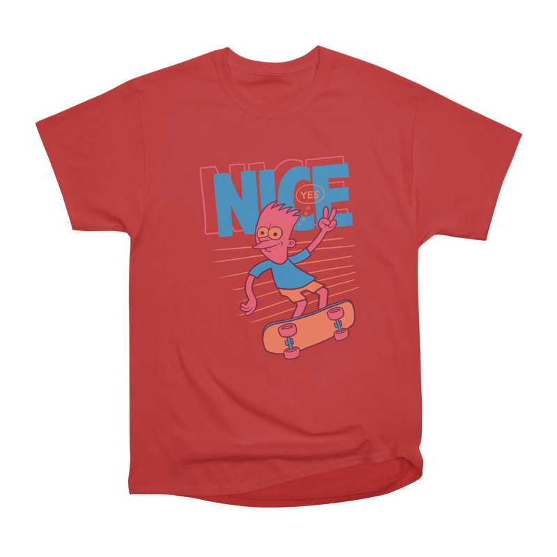 Nice Men's Classic T-Shirt by jublin's Artist Shop