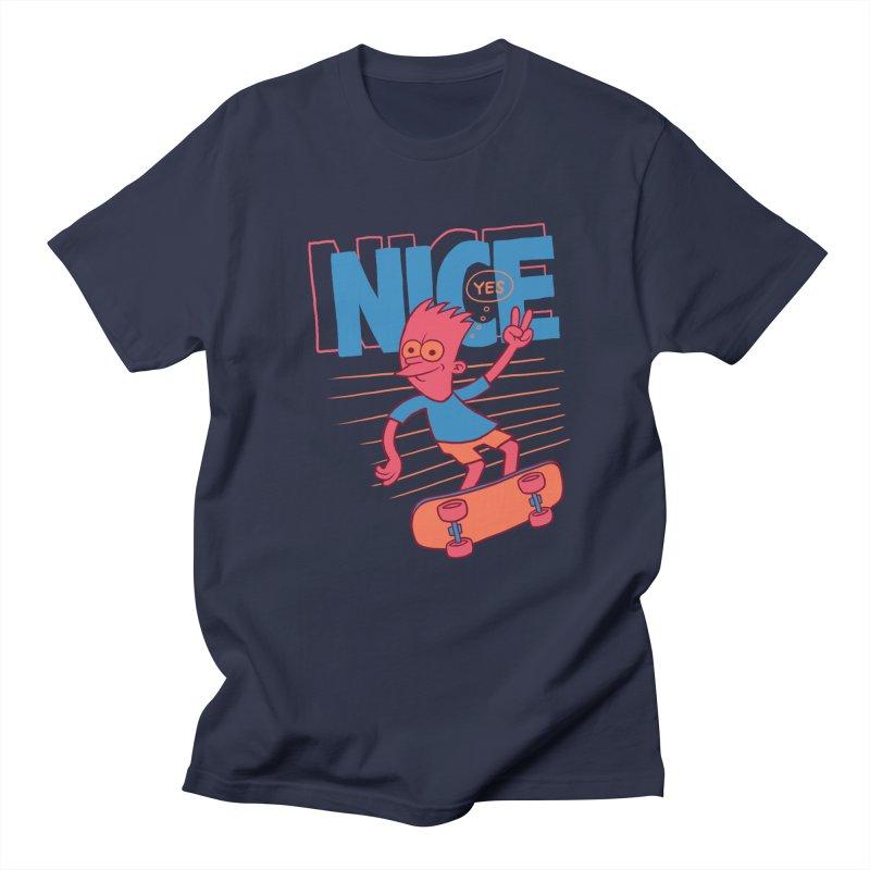 Nice Men's Regular T-Shirt by jublin's Artist Shop