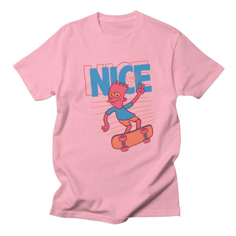 Nice Women's Unisex T-Shirt by jublin's Artist Shop