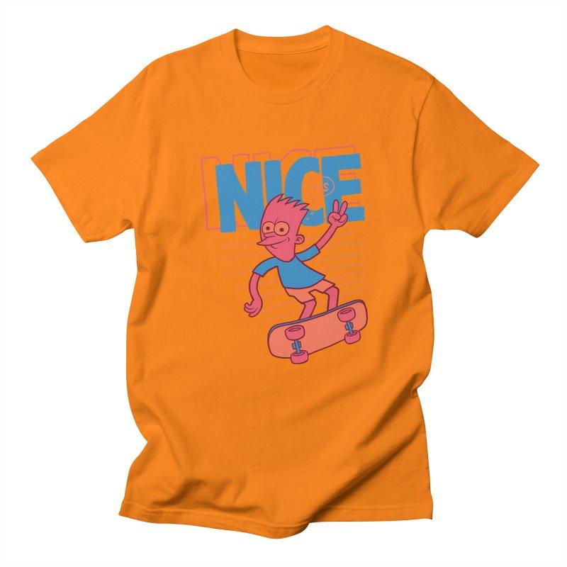 Nice Women's Regular Unisex T-Shirt by jublin's Artist Shop