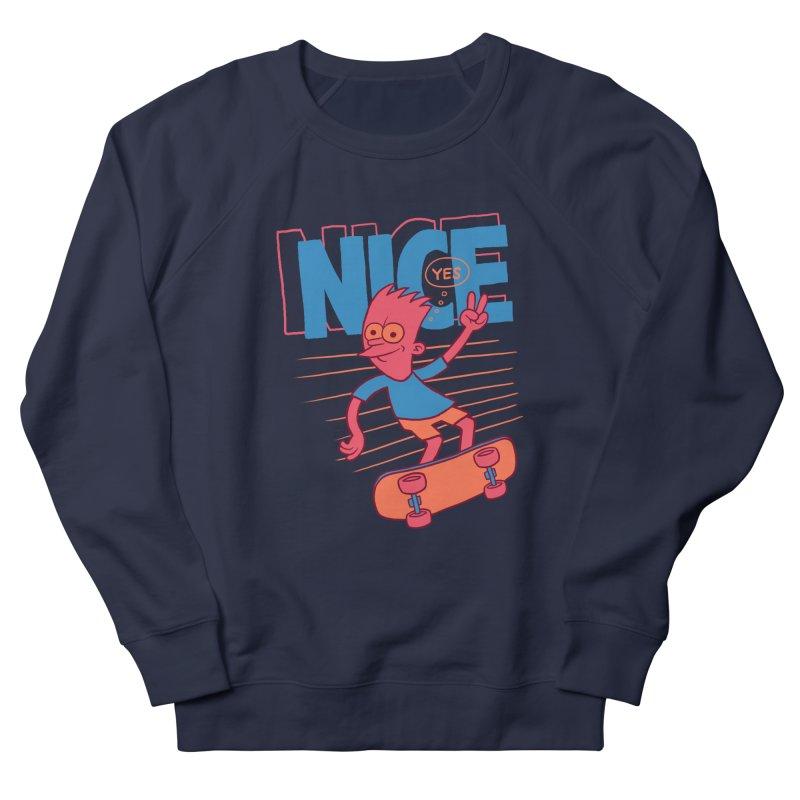 Nice Women's French Terry Sweatshirt by jublin's Artist Shop