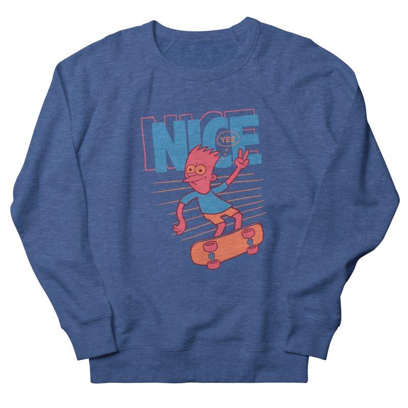 Nice Men's Sweatshirt by jublin's Artist Shop