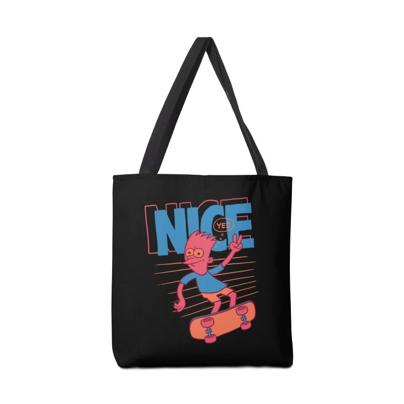 Nice Accessories Bag by jublin's Artist Shop