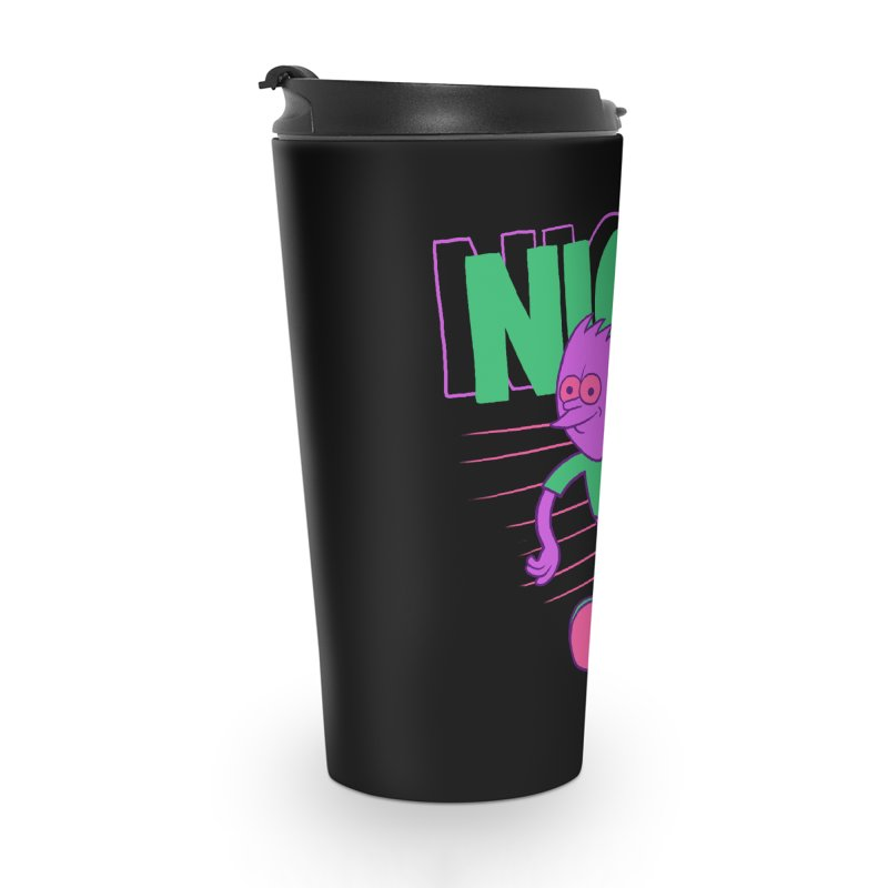 Nice 2000 Accessories Travel Mug by jublin's Artist Shop