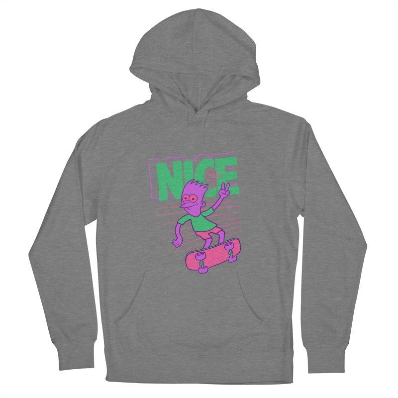 Nice 2000 Women's Pullover Hoody by jublin's Artist Shop