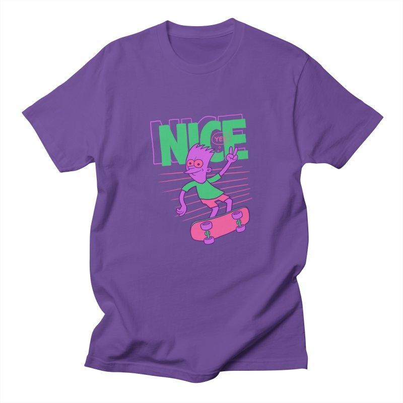 Nice 2000 Men's T-Shirt by jublin's Artist Shop