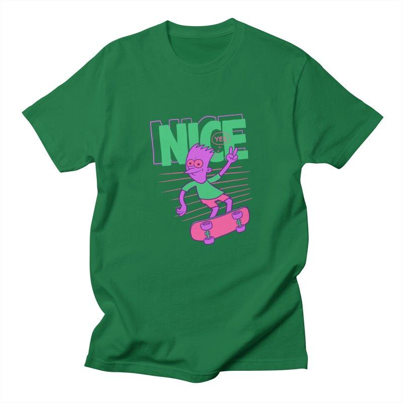 Nice 2000 Women's Unisex T-Shirt by jublin's Artist Shop