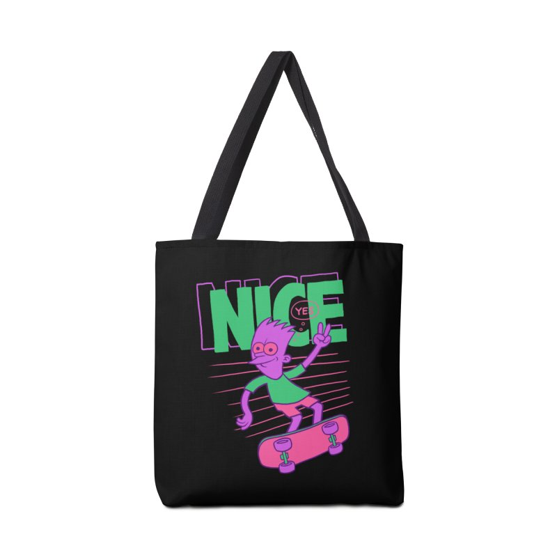Nice 2000 Accessories Bag by jublin's Artist Shop