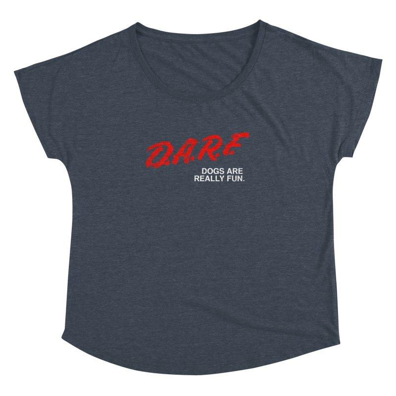 D.A.R.F. Women's Dolman by jublin's Artist Shop