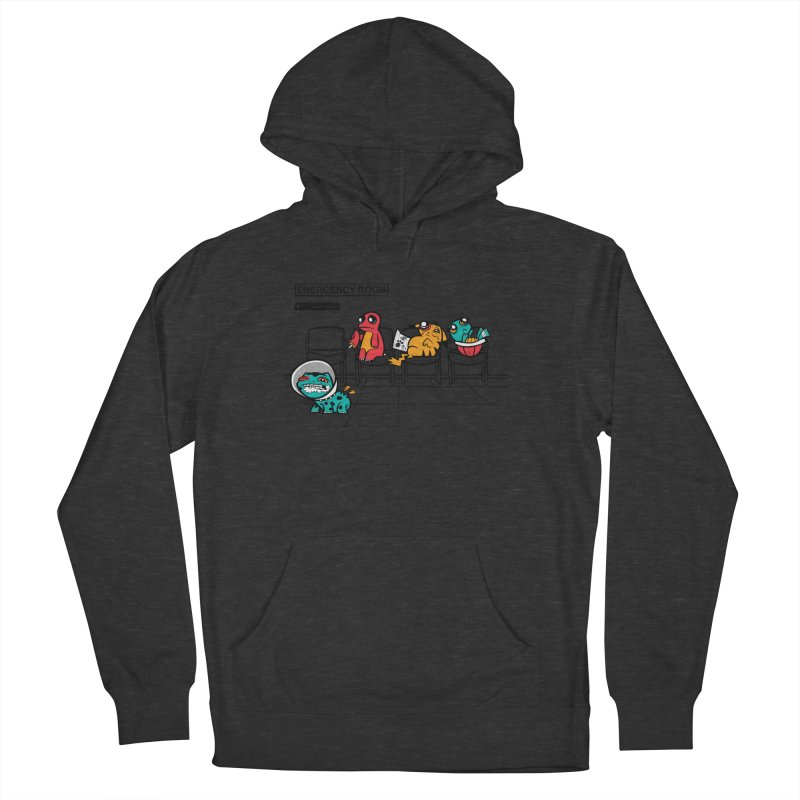 Emergency Room Men's Pullover Hoody by jublin's Artist Shop