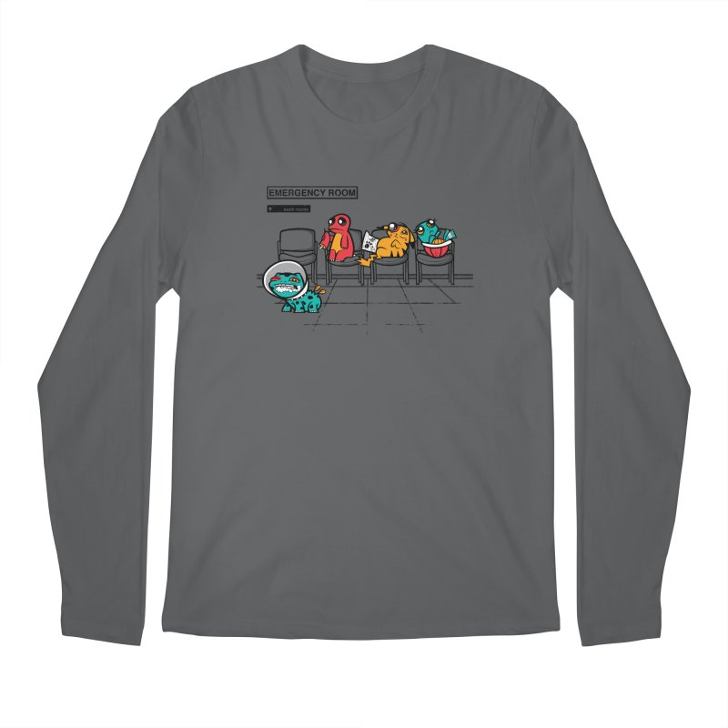 Emergency Room Men's Longsleeve T-Shirt by jublin's Artist Shop