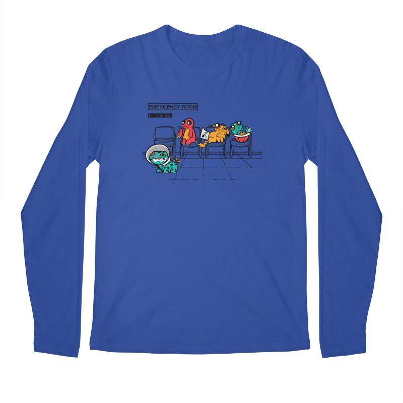 Emergency Room Men's Longsleeve T-Shirt by jublin's Artist Shop