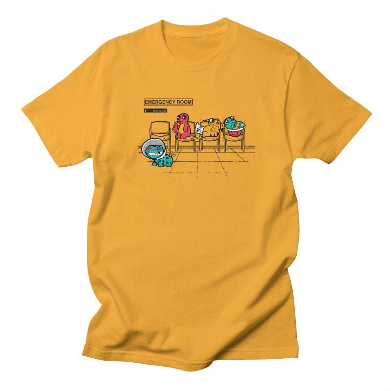 Emergency Room Men's T-Shirt by jublin's Artist Shop