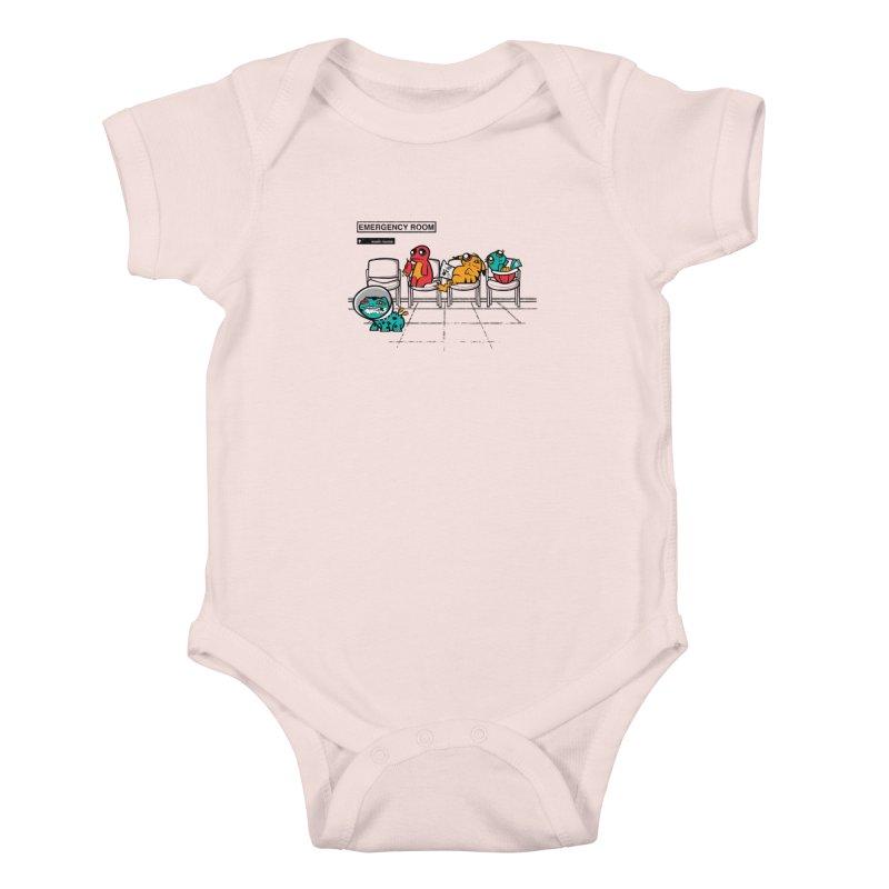 Emergency Room Kids Baby Bodysuit by jublin's Artist Shop