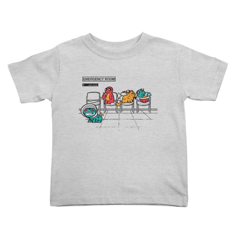 Emergency Room Kids Toddler T-Shirt by jublin's Artist Shop