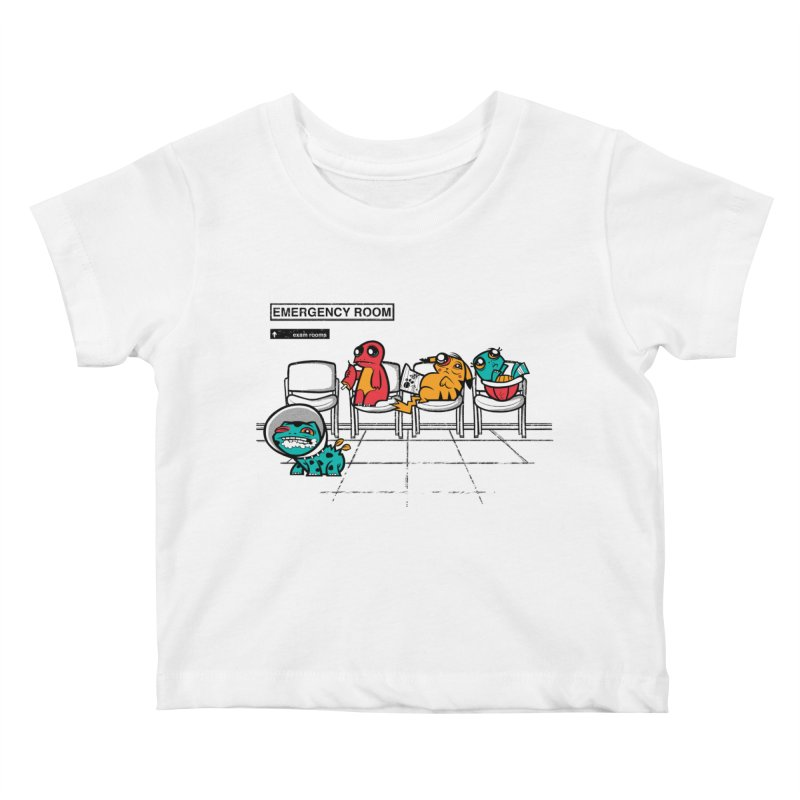 Emergency Room Kids Baby T-Shirt by jublin's Artist Shop