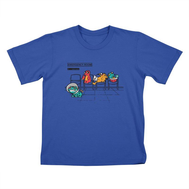 Emergency Room Kids T-shirt by jublin's Artist Shop