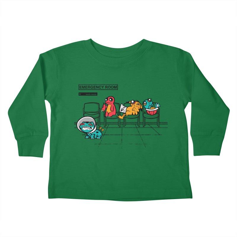 Emergency Room Kids Toddler Longsleeve T-Shirt by jublin's Artist Shop