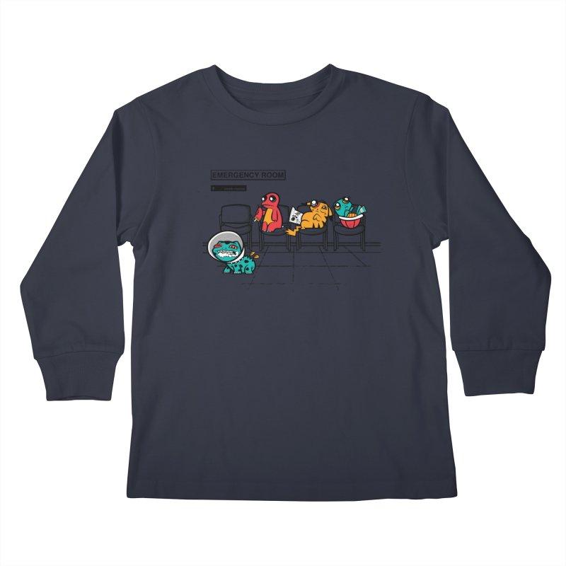 Emergency Room Kids Longsleeve T-Shirt by jublin's Artist Shop