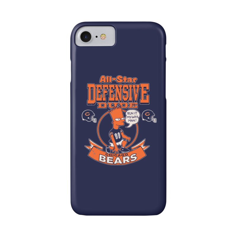 Chicago Defensive Dudes Accessories Phone Case by jublin's Artist Shop
