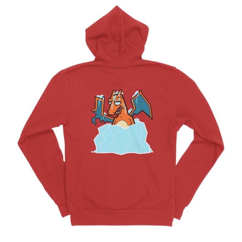 006 Women's Sponge Fleece Zip-Up Hoody by jublin's Artist Shop