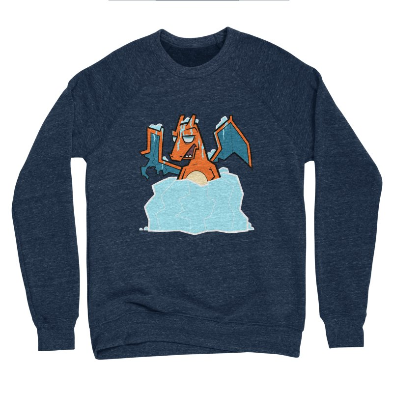 006 Men's Sponge Fleece Sweatshirt by jublin's Artist Shop