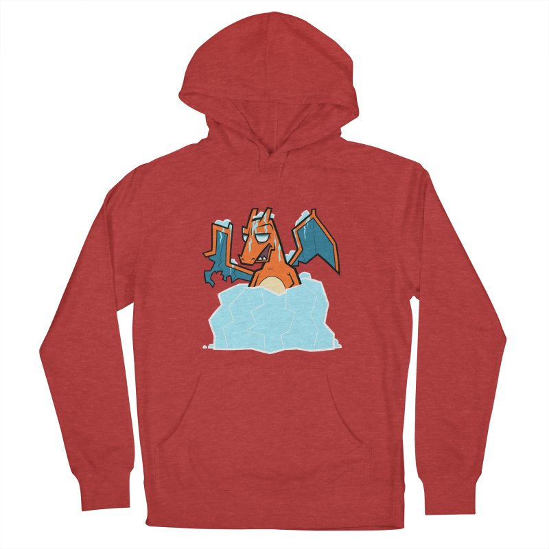 006 Men's French Terry Pullover Hoody by jublin's Artist Shop