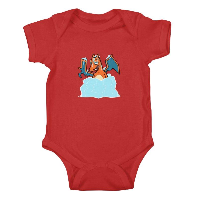 006 Kids Baby Bodysuit by jublin's Artist Shop