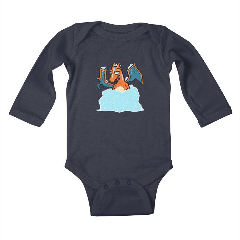 006 Kids Baby Longsleeve Bodysuit by jublin's Artist Shop