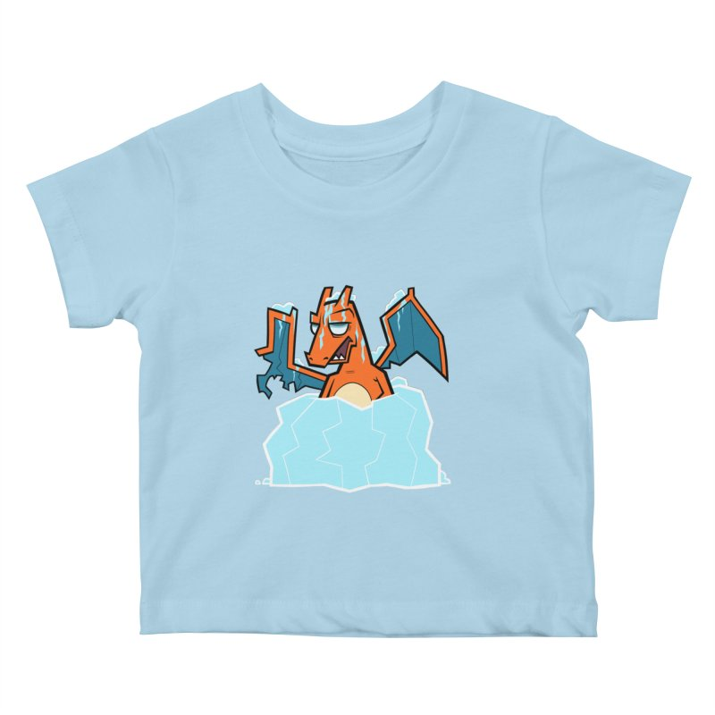 006 Kids Baby T-Shirt by jublin's Artist Shop