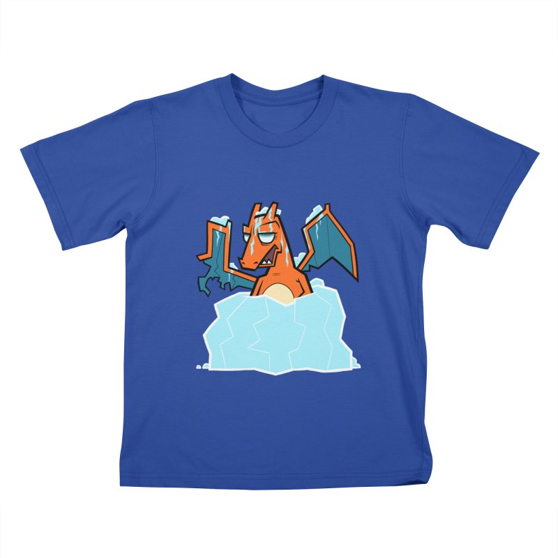006 Kids T-Shirt by jublin's Artist Shop