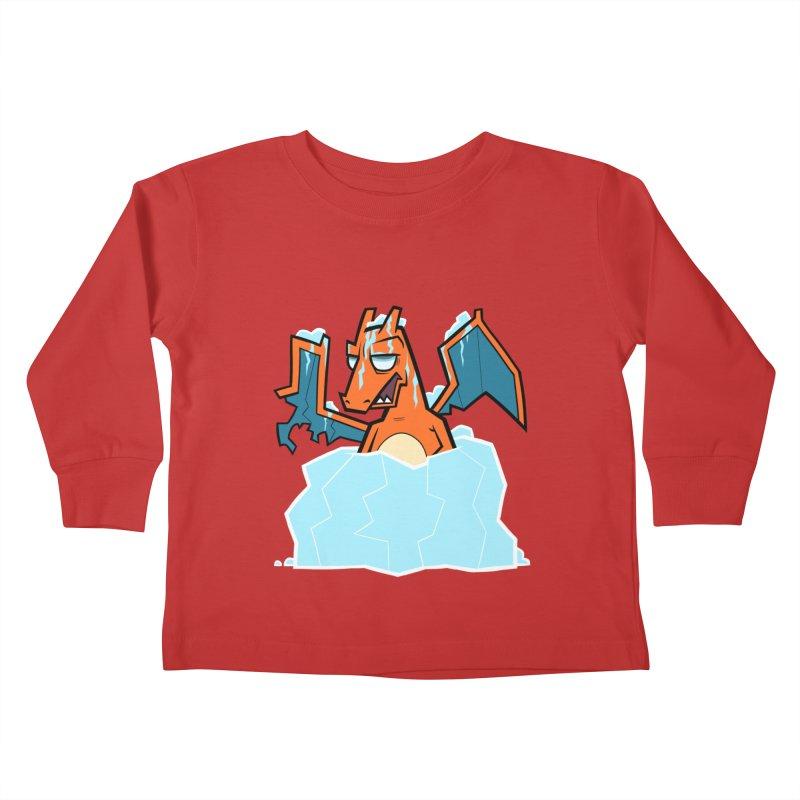 006 Kids Toddler Longsleeve T-Shirt by jublin's Artist Shop