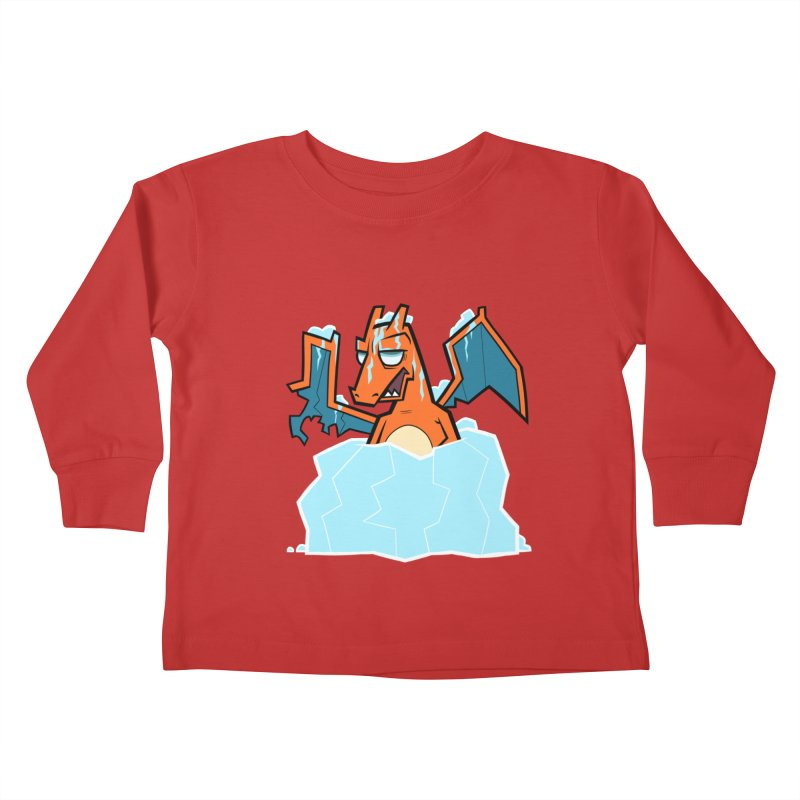 006 Kids Toddler Longsleeve T-Shirt by jublin's Artist Shop