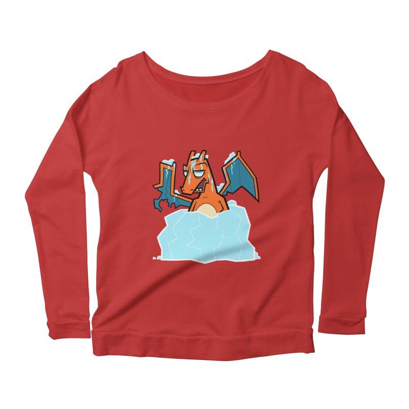 006 Women's Scoop Neck Longsleeve T-Shirt by jublin's Artist Shop