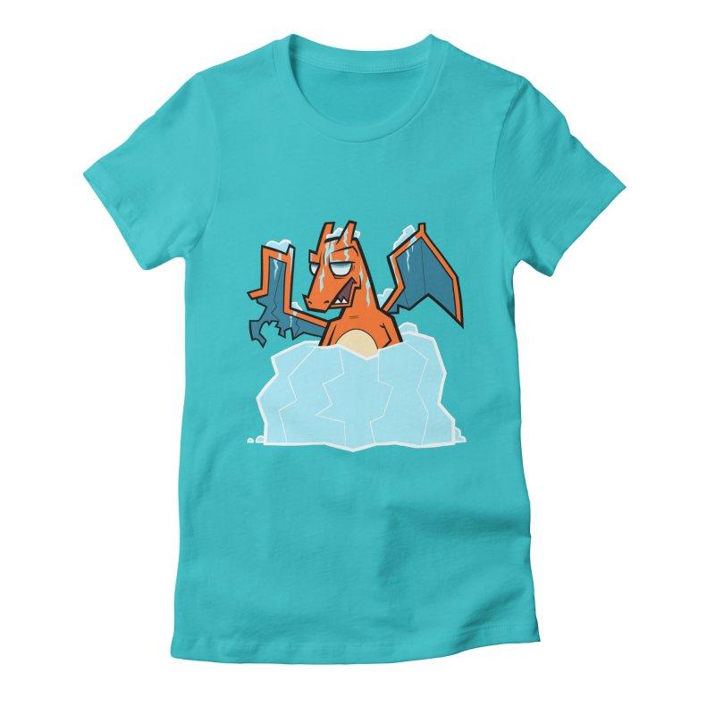 006 Women's Fitted T-Shirt by jublin's Artist Shop