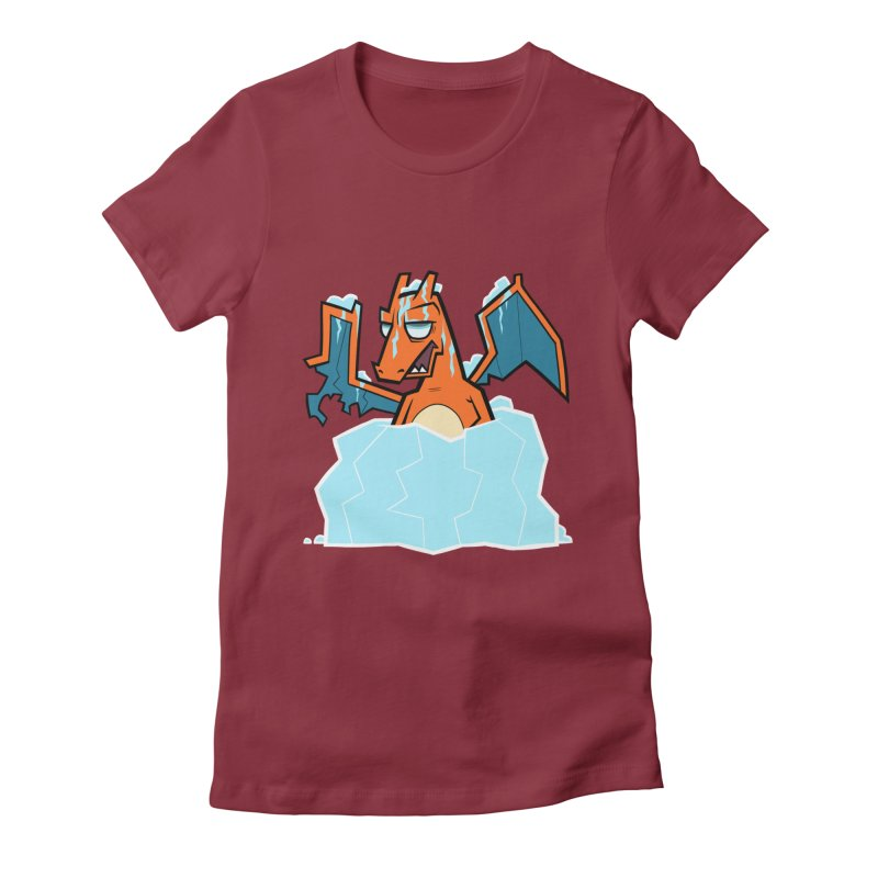 006 Women's Fitted T-Shirt by jublin's Artist Shop