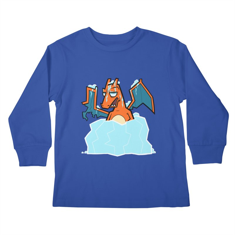 006 Kids Longsleeve T-Shirt by jublin's Artist Shop