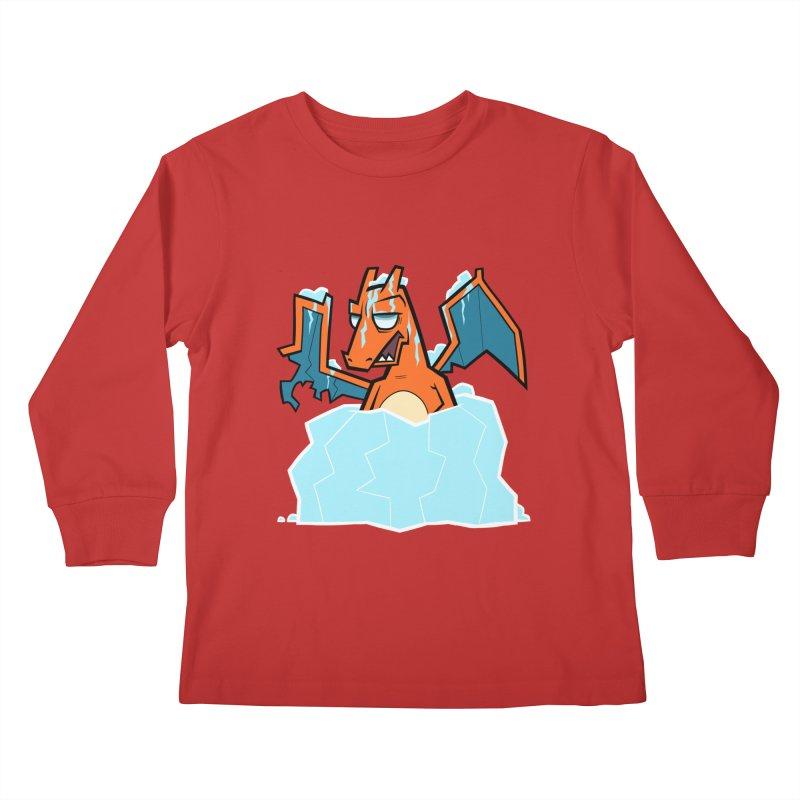 006 Kids Longsleeve T-Shirt by jublin's Artist Shop