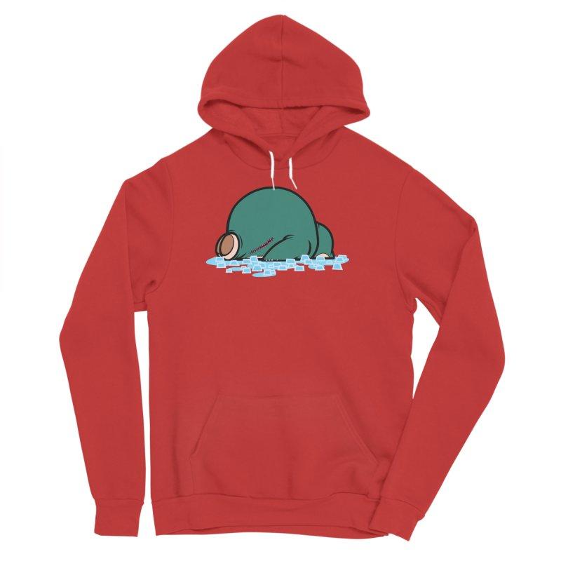 143 Men's Sponge Fleece Pullover Hoody by jublin's Artist Shop