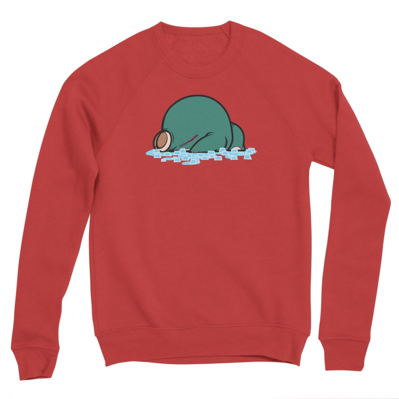 143 Men's Sponge Fleece Sweatshirt by jublin's Artist Shop