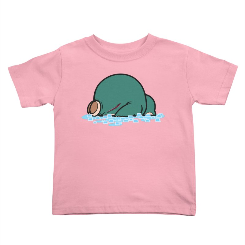 143 Kids Toddler T-Shirt by jublin's Artist Shop