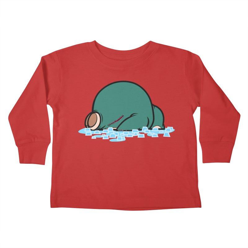 143 Kids Toddler Longsleeve T-Shirt by jublin's Artist Shop