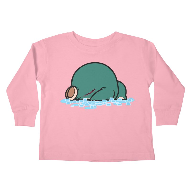143 Kids Toddler Longsleeve T-Shirt by jublin's Artist Shop