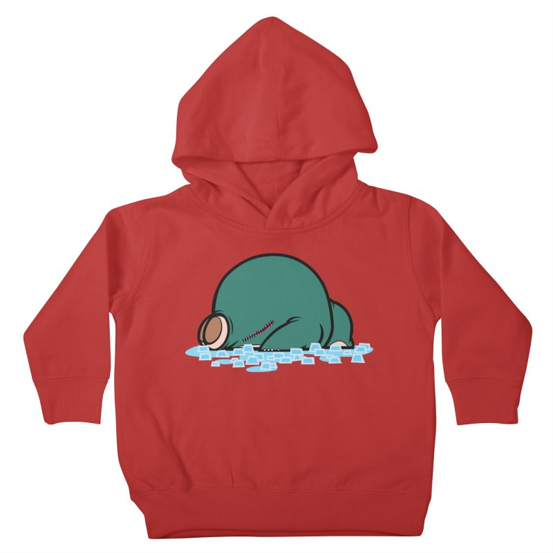 143 Kids Toddler Pullover Hoody by jublin's Artist Shop