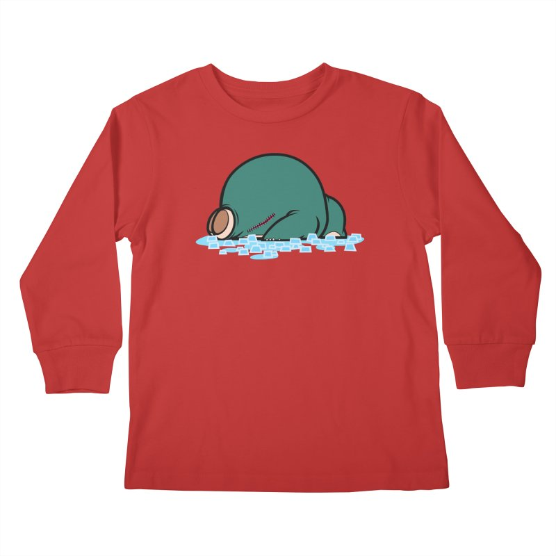 143 Kids Longsleeve T-Shirt by jublin's Artist Shop