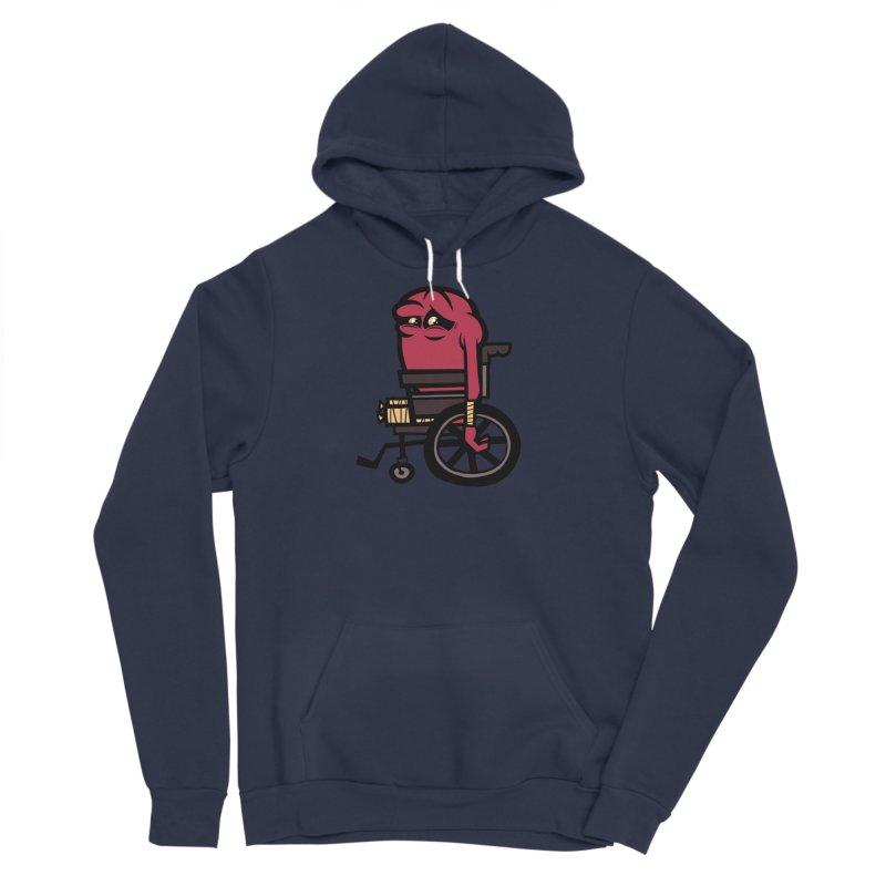 106 Men's Sponge Fleece Pullover Hoody by jublin's Artist Shop