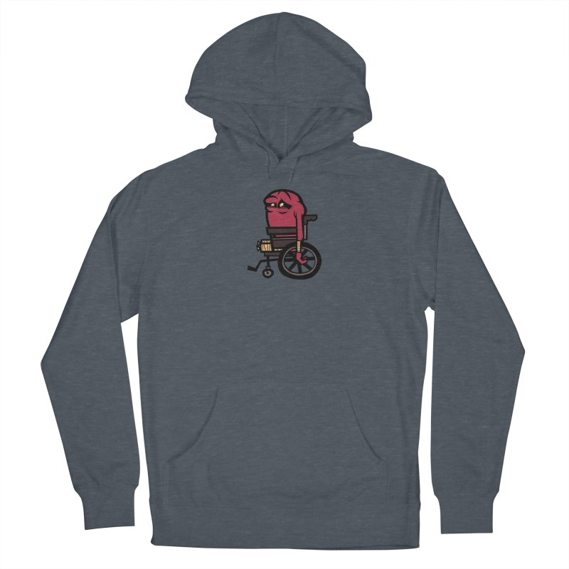 106 Men's French Terry Pullover Hoody by jublin's Artist Shop